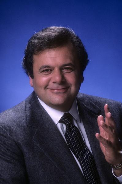 """The Oldest Rookie""Paul Sorvino1987© 1987 Mario Casilli - Image 16749_0001"