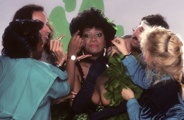 Patti LaBelle1985 © 1985 Mario Casilli - Image 16762_0022