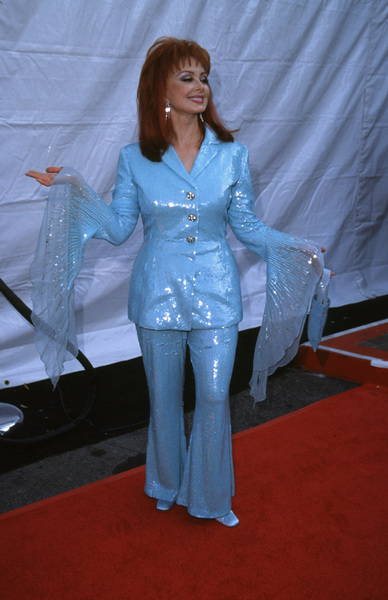 """Academy of Country Music Awards - 35th Annual,""Noami Judd.  5/03/00. © 2000 Glenn Weiner - Image 16824_0002"