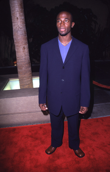 """Way Of The Gun, The"" Premiere.8/29/00.  Taye Diggs. © 2000 Glenn Weiner - Image 17182_0001"