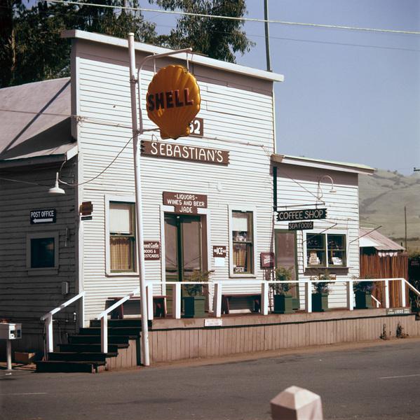 Big Sur, Californiacirca 1950© 1978 August Balbi - Image 17210_0006