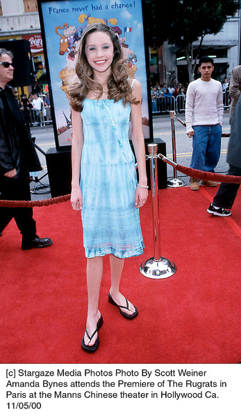 "Amanda Bynes""Rugrats In Paris: The Movie"" Premiere, 11/05/00. © 2000 Scott Weiner - Image 17290_0102"