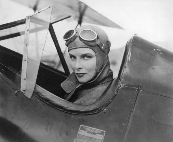 """Christopher Strong""Katharine Hepburn1933 RKOPhoto by Clarence S. Bull**I.V. - Image 17299_0005"