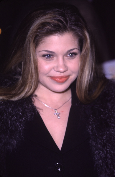 "Danielle Fishel""How The Grinch Stole Christmas"" Premiere, 11/8/00. © 2000 Glenn Weiner - Image 17300_0015"