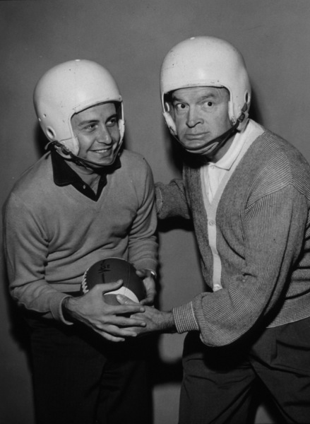 Bob Hope and Eddie FisherC. 1958Photo By Gerald SmithMPTV - Image 173_505