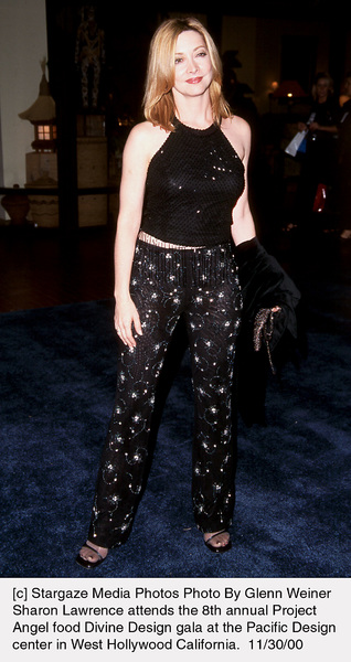 "Sharon Lawrence""Divine Design Gala - 8th Annual,"" 11/30/00. © 2000 Glenn Weiner - Image 17334_0110"