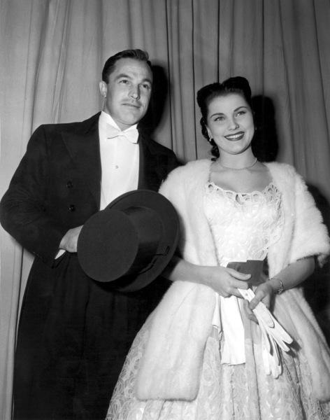 """Academy Awards - 32nd Annual""Gene Kelly, Jeanne Coyne1960**I.V. - Image 1757_0053"