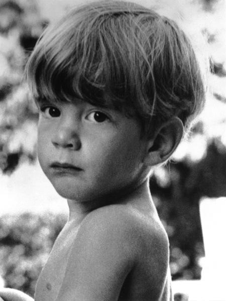 John F. Kennedy Jr. at Palm Beach1963 © 2000 Mark Shaw - Image 17572_0014