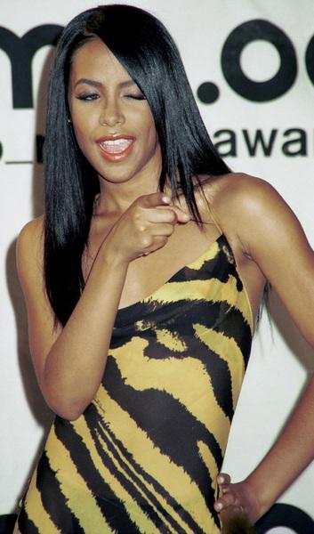 AaliyahMTV Video Music Awards: 2000 © 2000 Ariel Ramerez - Image 17591_0154
