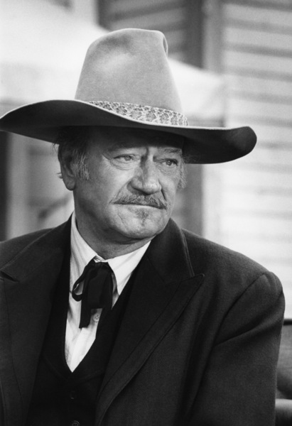 """The Shootist""John Wayne1976 Paramount© 1978 David Sutton - Image 1797_0006"