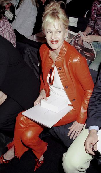 Melanie GriffithNew York Fashion Week, 2000. © 2000 Ariel Ramerez - Image 18002_0104