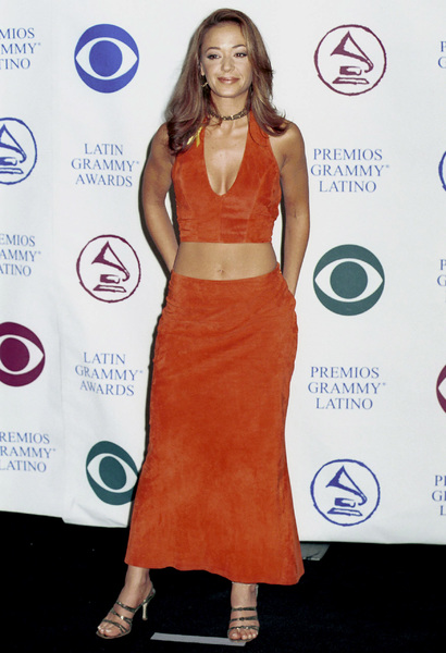 Leah ReminiLatin Grammy Awards: 2000, New York © 2000 Ariel Ramerez - Image 18003_0122