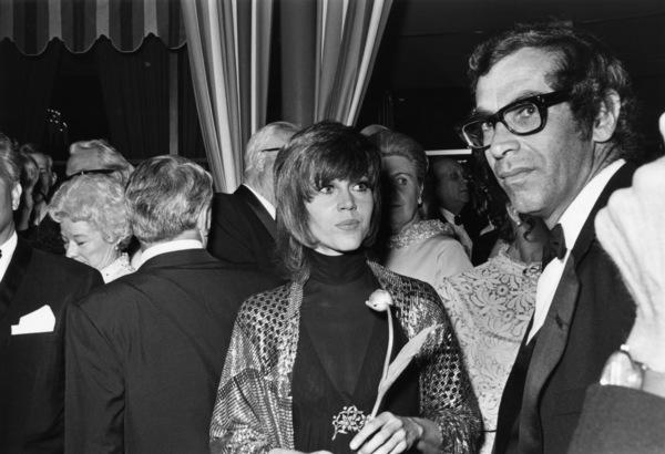 """Academy Awards: 42nd Annual"" at Beverly HiltonJane Fonda1970© 1978 Gunther - Image 1812_0037"