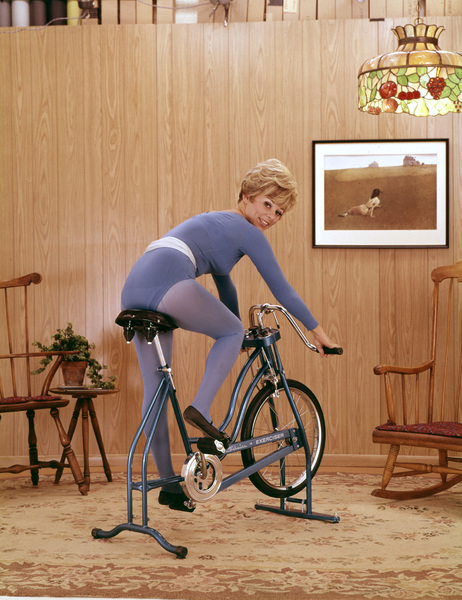 """Working Out / Exercising"" circa 1965 © 1978 Sid Avery - Image 1819_0023"