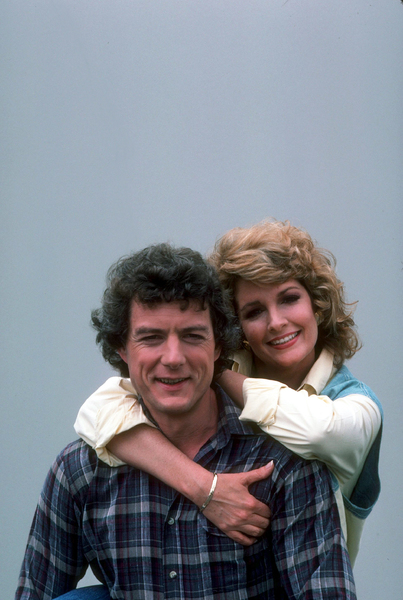 """Days of Our Lives""Deidre Hall, Wayne Northrop1983 © 1983 Gene TrindlMPTV - Image 1884_0001"