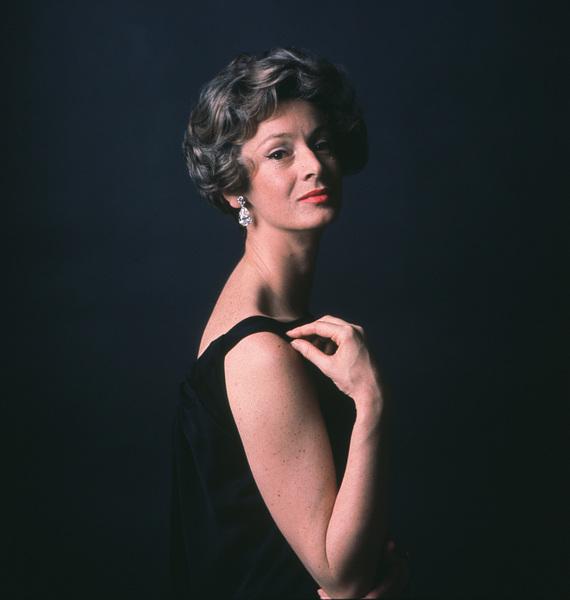 Donna Marella Agnelli1963 © 2001 Mark Shaw - Image 18992_0002