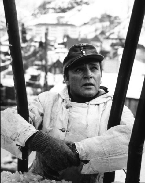 """Where Eagles Dare"" Richard Burton 1968 MGM © 1978 John Jay - Image 1904_0003"