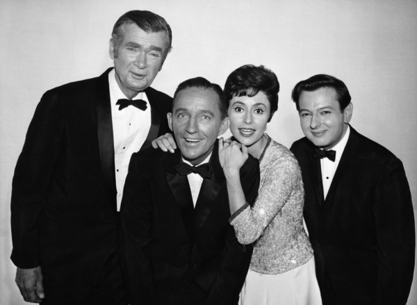 """The Bing Crosby Show""Bing Crosby, Buddy Ebsen, Andre Previn1963Photo by Gabi Rona - Image 1913_0002"