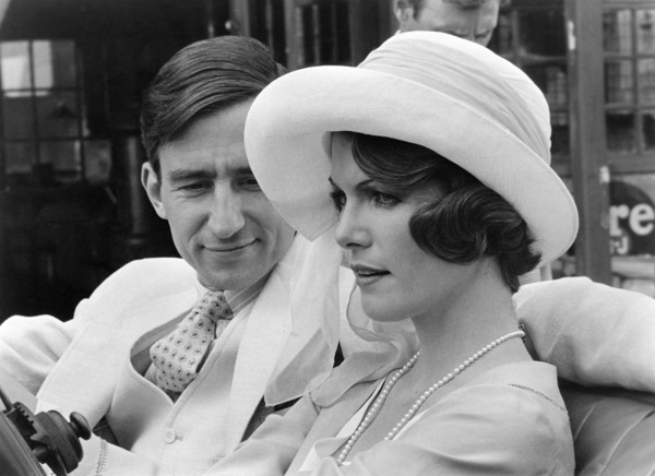 "Sam Waterston and Lois Chiles in ""The Great Gatsby""1974 Paramount** I.V. / M.T. - Image 19690_0042"