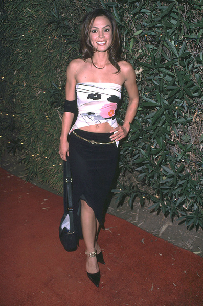 Jodi Ann Patersen attends the Fashion for Freedom event at the Chaz Dean studios in Hollywood California 12/6/01. © 2001 Glenn Weiner - Image 19754_0107