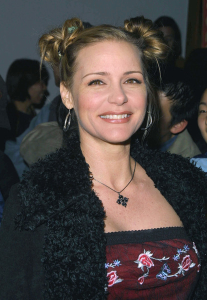 Deedee Pfeiffer at the WB Winter press tour party held in Pasadena California 1/15/02 © 2002 Glenn Weiner - Image 19805_0115