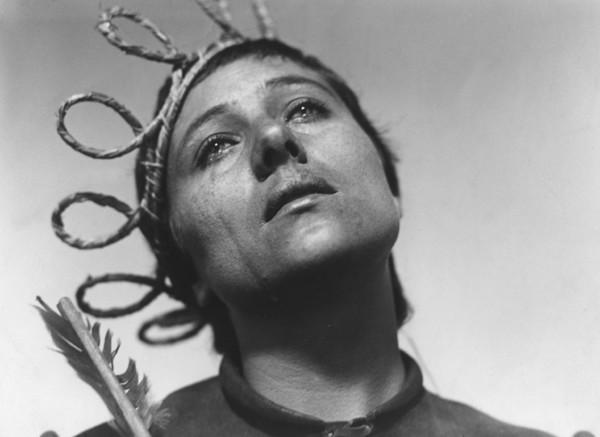 """""""Passion of Joan of Arc, The"""" Maria Falconetti1928 **I.V. - Image 19911_0002"""