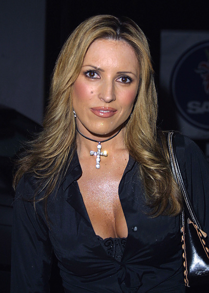 """Dress for Success"" 4/10/02Jillian Barberie © 2002 Glenn Weiner - Image 20134_0114"