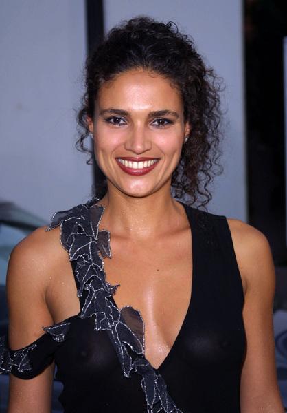 """""""Dress for Success"""" 4/10/02Wanda Acuna © 2002 Glenn Weiner - Image 20134_0134"""