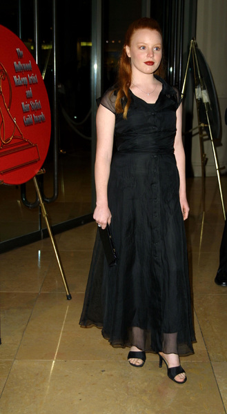 """Hair and Make-up Awards: 3rd Annual"" 2/17/02Lauren Ambrose © 2002 Glenn Weiner - Image 20136_0122"