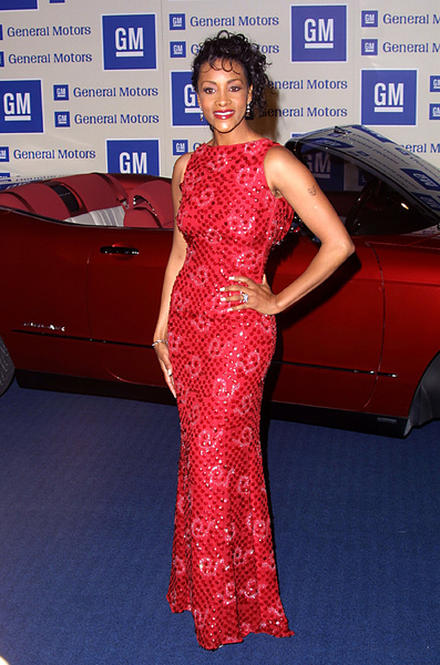 """GM Pre-Oscar Fashion Bash"" 3/21/02Vivica Fox © 2002 Glenn Weiner - Image 20144_0110"