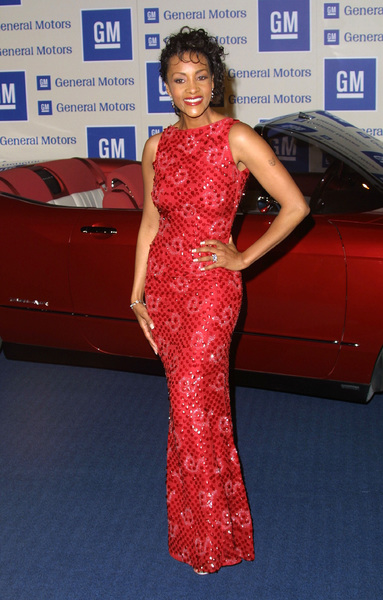 """GM Pre-Oscar Fashion Bash"" 3/21/02Vivica Fox © 2002 Glenn Weiner - Image 20144_0111"