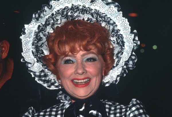 Share Party 1972 Lucille Ball © 1978 Kim Maydole Lynch - Image 20182_0005