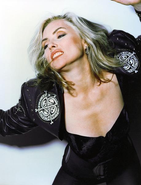 Deborah Harrylead singer of Blondie1989**I.V. - Image 20265_0005