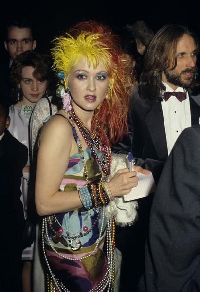 Cyndi Lauper1984 © 1984 Gary Lewis - Image 20297_0016