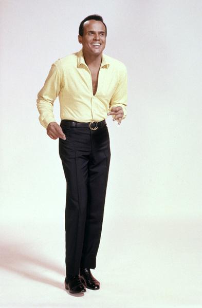 Harry Belafontecirca 1967© 1978 Glenn Embree - Image 2061_0007