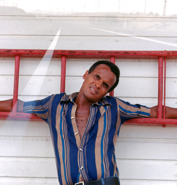 Harry Belafonte1971 © 1978 Ken Whitmore - Image 2061_0034