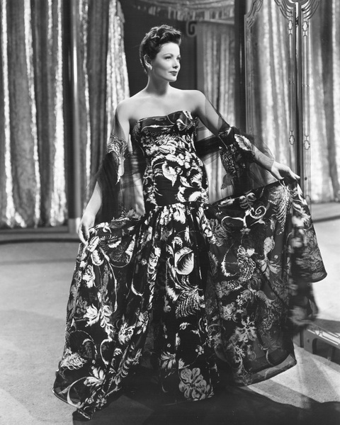 """Laura""Gene Tierney1944 20th **I.V. - Image 20701_0003"