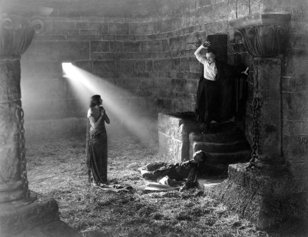 """Trifling Women""Barbara LaMarr & Ramon Novarro1922 Metro Pictures**I.V. - Image 21069_0001"