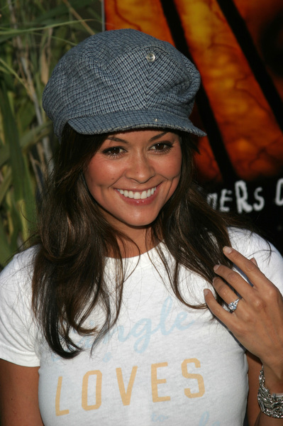 """Jeepers Creepers 2"" Premiere 8-25-03Brooke BurkePhoto By Sam Kweskin - Image 21434_0127"