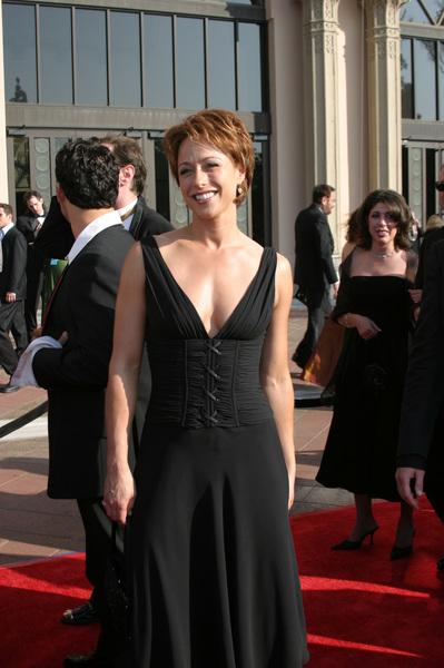 """""""Emmy - Creative Art Awards""""9-13-2003Trading Spaces Cast Member Paige DavisPhoto by Sam Kweskin - Image 21501_0150"""