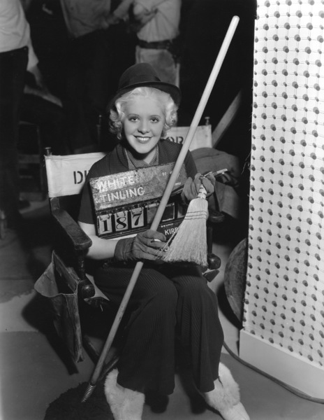 """George White Scandals""Alice Faye1934 Fox**I.V. - Image 21540_0003"