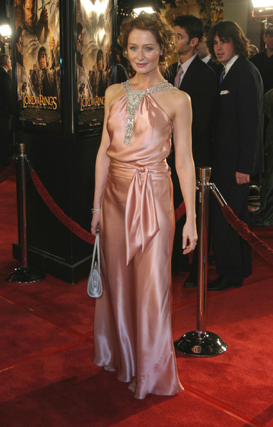 """Lord of the Rings: The Return of the King"" Premiere 12-03-2003Miranda OttoMPTV - Image 21590_0434"