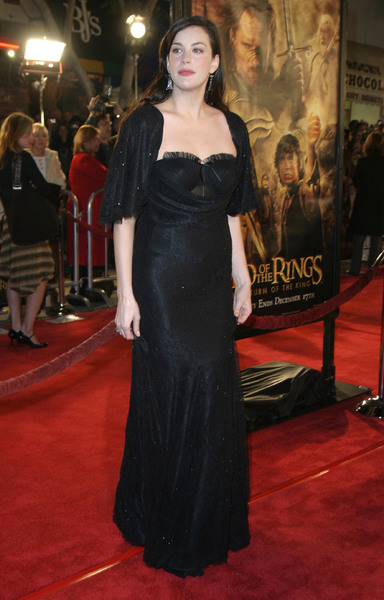 """Lord of the Rings: The Return of the King"" Premiere 12-03-2003Liv TylerMPTV - Image 21590_0460"