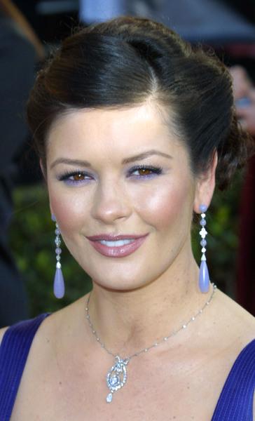 """Screen Actors Guild Awards 9th Annual"" 3/9/03Catherine Zeta JonesMPTV - Image 21590_0570"