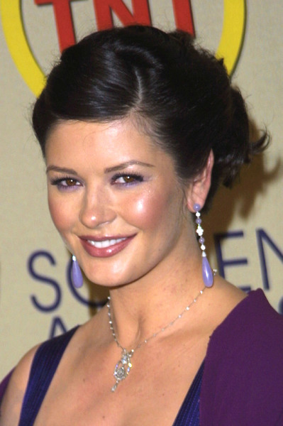 """Screen Actors Guild Awards 9th Annual"" 3/9/03Catherine Zeta JonesMPTV - Image 21590_0574"