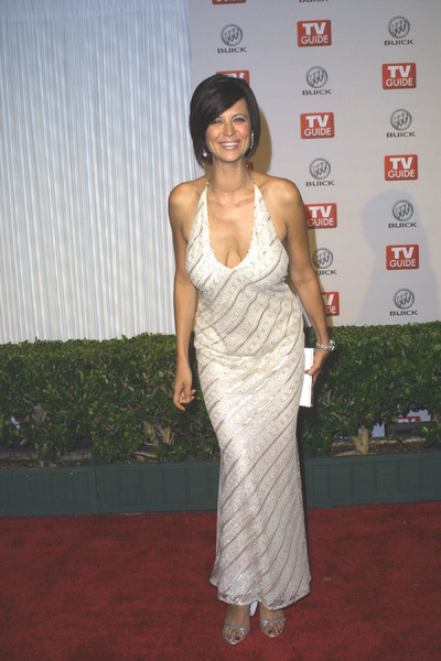 """TV Guide Post Party"" 9/21/03Catherine BellMPTV - Image 21590_0700"