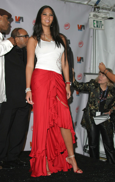 """1st Annual Vibe Awards""  11/20/03Kimmora Lee SimmonsMPTV - Image 21590_0777"