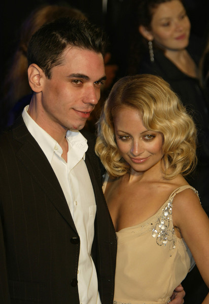 """Vanity Fair Post Oscar Party""Nicole Richie & boyfriend Adam Goldstein02/27/05Morton"