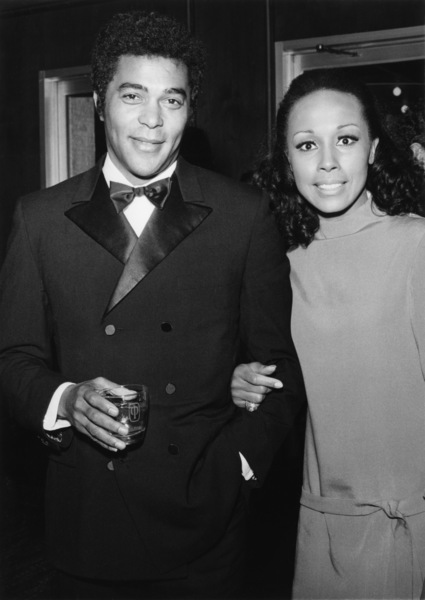 Diahann Carroll and Don Marshallcirca 1968 - Image 2170_0069