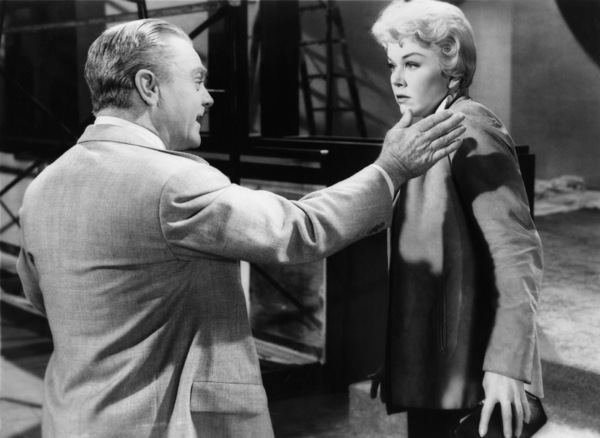 """James Cagney and Doris Day in """"Love Me or Leave Me""""1955 MGM** I.V. - Image 21794_0016"""
